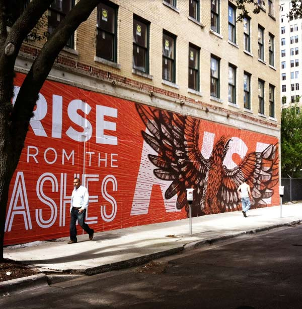 """Rise From The Ashes"" by Corey Kolb and Eric Hinote"